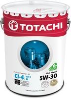 Масло TOTACHI Eco Diesel 5W-30 моторное полусинтетическое
