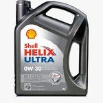 Масло SHELL Helix Ultra ECT C2/C3 0W30 моторное синтетическое