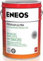Масло ENEOS Premium Ultra 5W-20 моторное синтетическое