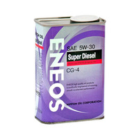 Масло ENEOS Super Diesel CG-4 5W30 моторное синтетическое