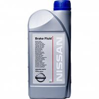 Жидкость тормозная NISSAN Brake Fluid DOT4