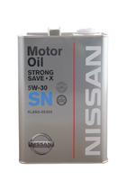 Масло NISSAN 5W30 моторное