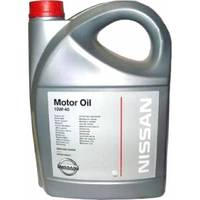 Масло NISSAN MOTOR OIL 10W40 моторное полусинтетическое