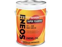 Масло ENEOS CI-4 10W-40 моторное синтетическое