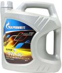 Масло Gazpromneft Super 5W40 моторное полусинтетическое