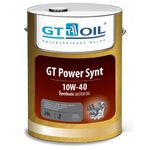 Масло GT OIL Power Synt 10W-40 моторное синтетическое