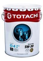 Масло TOTACHI Heavy Duty 5W-30 моторное минеральное