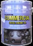 Масло HYUNDAI/KIA Commercial diesel engine oil 10W40 моторное полусинтетическое