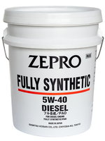 Масло Idemitsu Zepro Diesel5W-40 моторное синтетическое