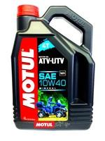 Масло Motul ATV UTV минеральное моторное 10W40 4T