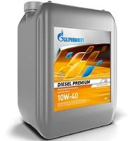 Масло Gazpromneft Diesel Premium 10W-40 моторное полусинтетическое