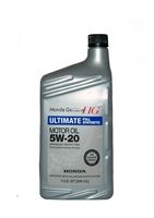 Масло HONDA MOTOR OIL 5W20 моторное синтетическое