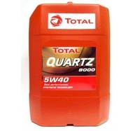 Масло Total QUARTZ 9000 5W40 моторное синтетическое