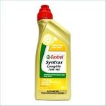 Масло трансмиссионное CASTROL Syntrax LL синтетическое 75W140