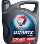 Масло Total Quartz Diesel 7000 10W40 моторное