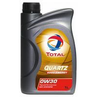 Масло Total QUARTZ ENERGY 9000 0W30 моторное синтетическое