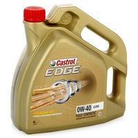 Масло CASTROL EDGE FST 0W40 моторное синтетическое