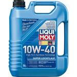 Масло LIQUI MOLY Super Leichtlauf 10W40 моторное полусинтетическое