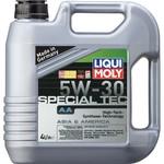 Масло LIQUI MOLY Leichtlauf Special AA 5W30 моторное синтетическое