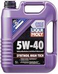 Масло LIQUI MOLY Synthoil High Tech 5W40 моторное синтетическое