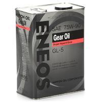Масло трансмиссионное ENEOS Gear GL-5 75W90
