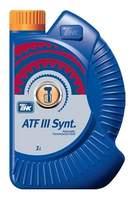 Масло ТНК ATF III Synt трансмиссионное синтетическое