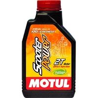 Масло Motul Scooter Power синтетическое 2T моторное