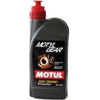 Масло трансмиссионное Motul Motylgear полусинтетическое 75W90
