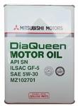 Масло MITSUBISHI DIAQUEEN 5W30 моторное синтетическое