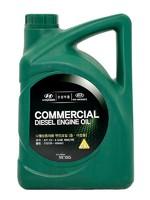Масло HYUNDAI/KIA Commercial diesel engine oil 10W40 моторное синтетическое