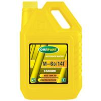 Масло OIL RIGHT М6-14Г 15W40 моторное минеральное