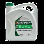 Антифриз Sintec EURO G11 готовый -40C зеленый