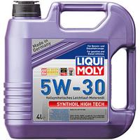 Масло LIQUI MOLY Synthoil High Tech C3 5W30 моторное синтетическое