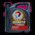 Масло Total QUARTZ ENERGY 9000 HKS 5W30 моторное синтетическое