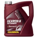 Масло трансмиссионное MANNOL ATF DEXRON II D минеральное