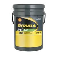 Масло SHELL Rimula R6 LM 10W40 моторное синтетическое