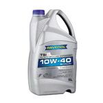 Масло Ravenol TSI 10W40 моторное полусинтетическое