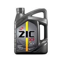 Масло ZIC X7 LS 5W30 моторное синтетическое